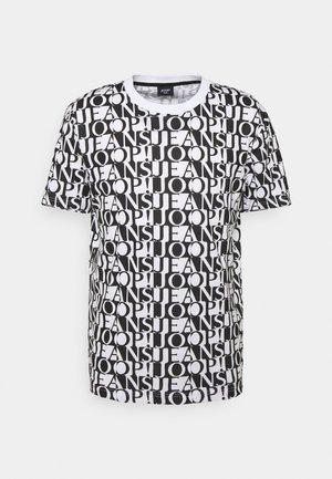 ALESSANDRO - T-shirt imprimé - white
