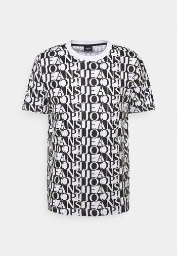 ALESSANDRO - Print T-shirt - white