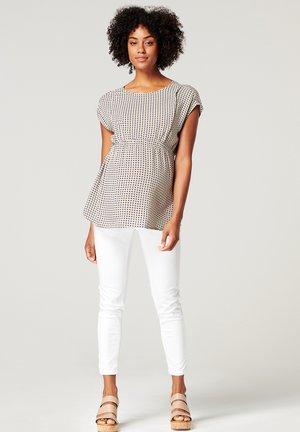 Jean slim - bright white