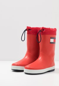 Tommy Hilfiger - Wellies - red - 3