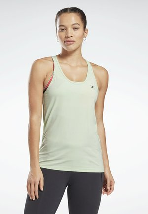 ONE SERIES ACTIVCHILL TANK - Top - green