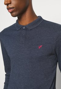 Pier One - Polo shirt - dark blue - 5
