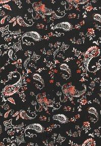 Vero Moda Curve - VMSIMPLY EASY LONG - Maxi dress - black - 5