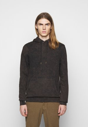 CASUAL HOODIE - Sweatshirt - brown acid