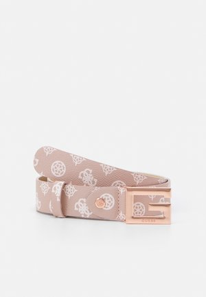 BRIGHTSIDE ADJUST PANT BELT - Belt - blush