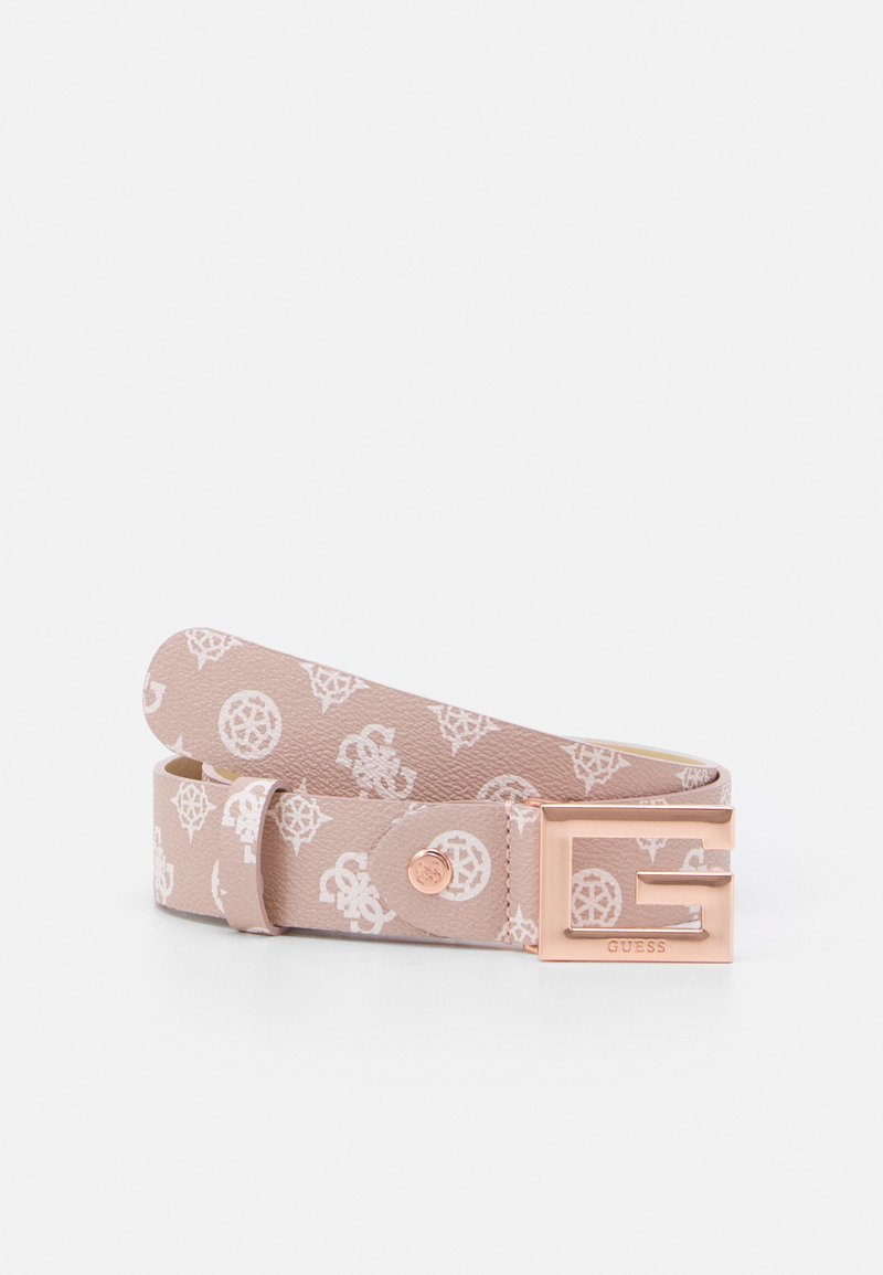 Guess - BRIGHTSIDE ADJUST PANT BELT - Belt - blush