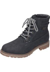 Rieker - Šněrovací kotníkové boty - gray - 1