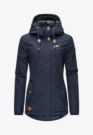 MONADE - Winter coat - navy