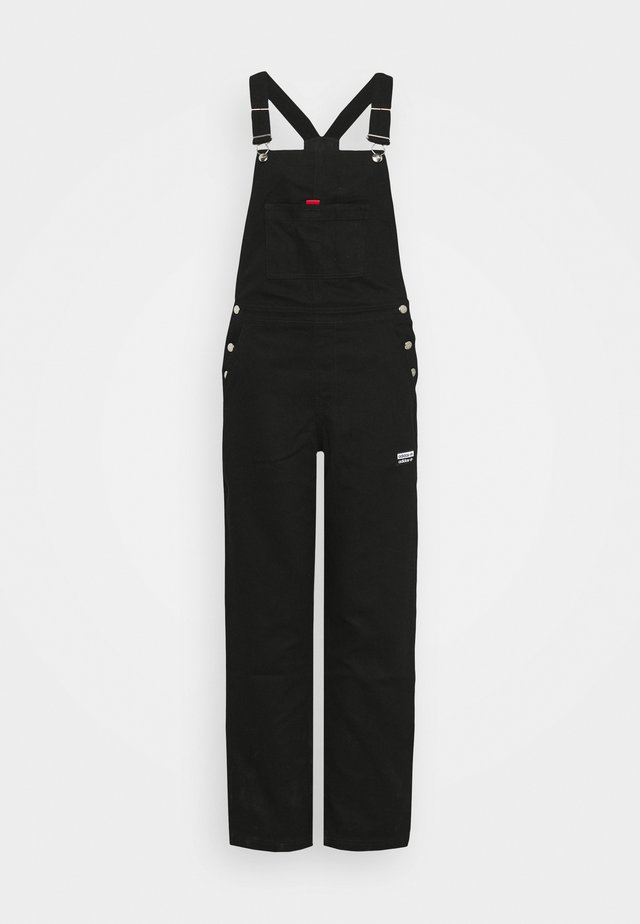 DUNGAREE - Overall /Buksedragter - black