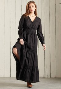 Superdry - BOHEMIAN - Maxi dress - black - 0