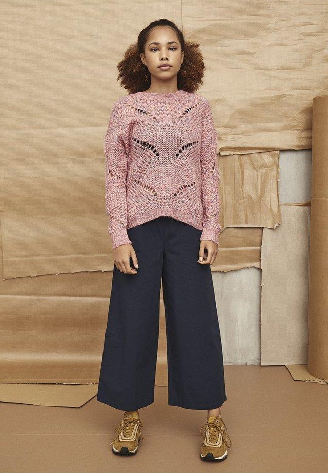 Strickpullover - prism pink