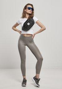 Urban Classics - Leggings - Trousers - asphalt - 1