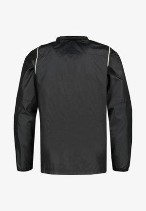 PARK 20 REPEL REGENJACKE KINDER - Training jacket - schwarz / weiss (910)