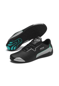 Puma - DRIFT CAT 8 RUNNING SHOES MALE - Sneakers laag - black-silver - 3