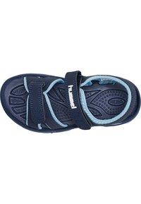 Hummel - WAVE - Walking sandals - black iris - 2