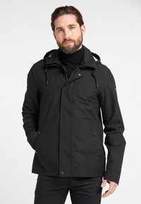 DreiMaster - Waterproof jacket - black - 0