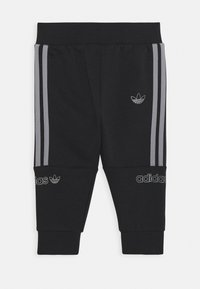 adidas Originals - CREW  - Trainingsanzug - grey/black - 2