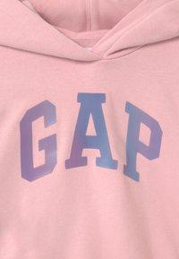 GAP - GIRL LOGO - Mikina - pure pink - 2