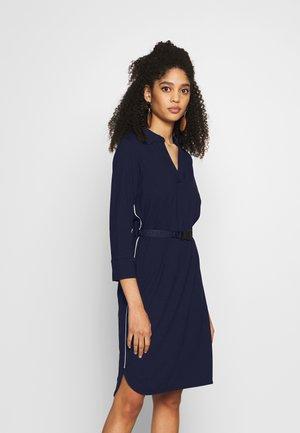 Jersey dress - dark navy