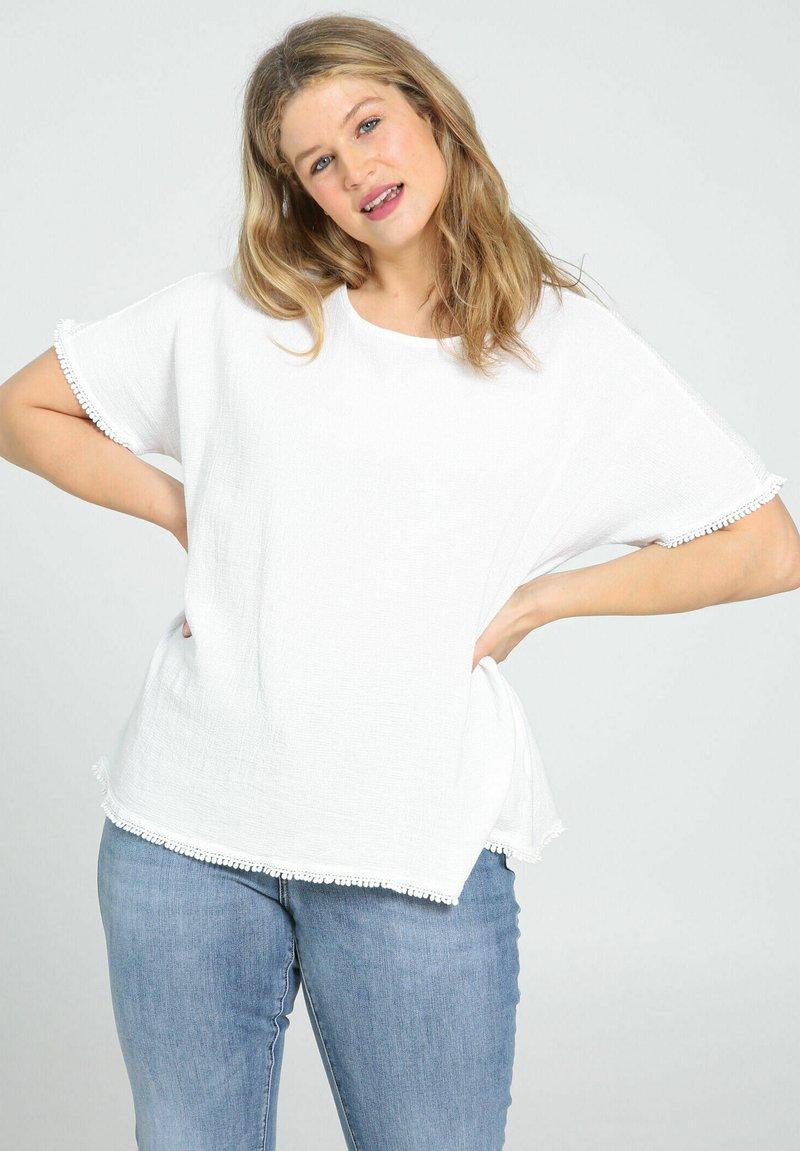 Paprika - Print T-shirt - white