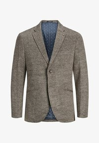 Jack & Jones PREMIUM - Blazer jacket - dark earth