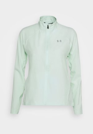 LAUNCH 3.0 STORM JACKET - Sports jacket - seaglass blue