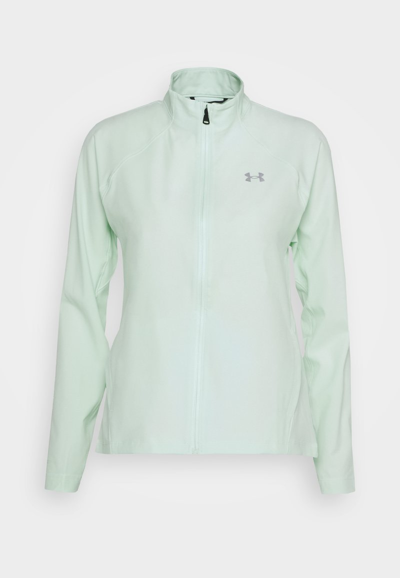 Under Armour - LAUNCH 3.0 STORM JACKET - Běžecká bunda - seaglass blue