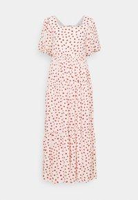 Sister Jane - PETAL POST TIERED MIDI DRESS - Denní šaty - cream - 3