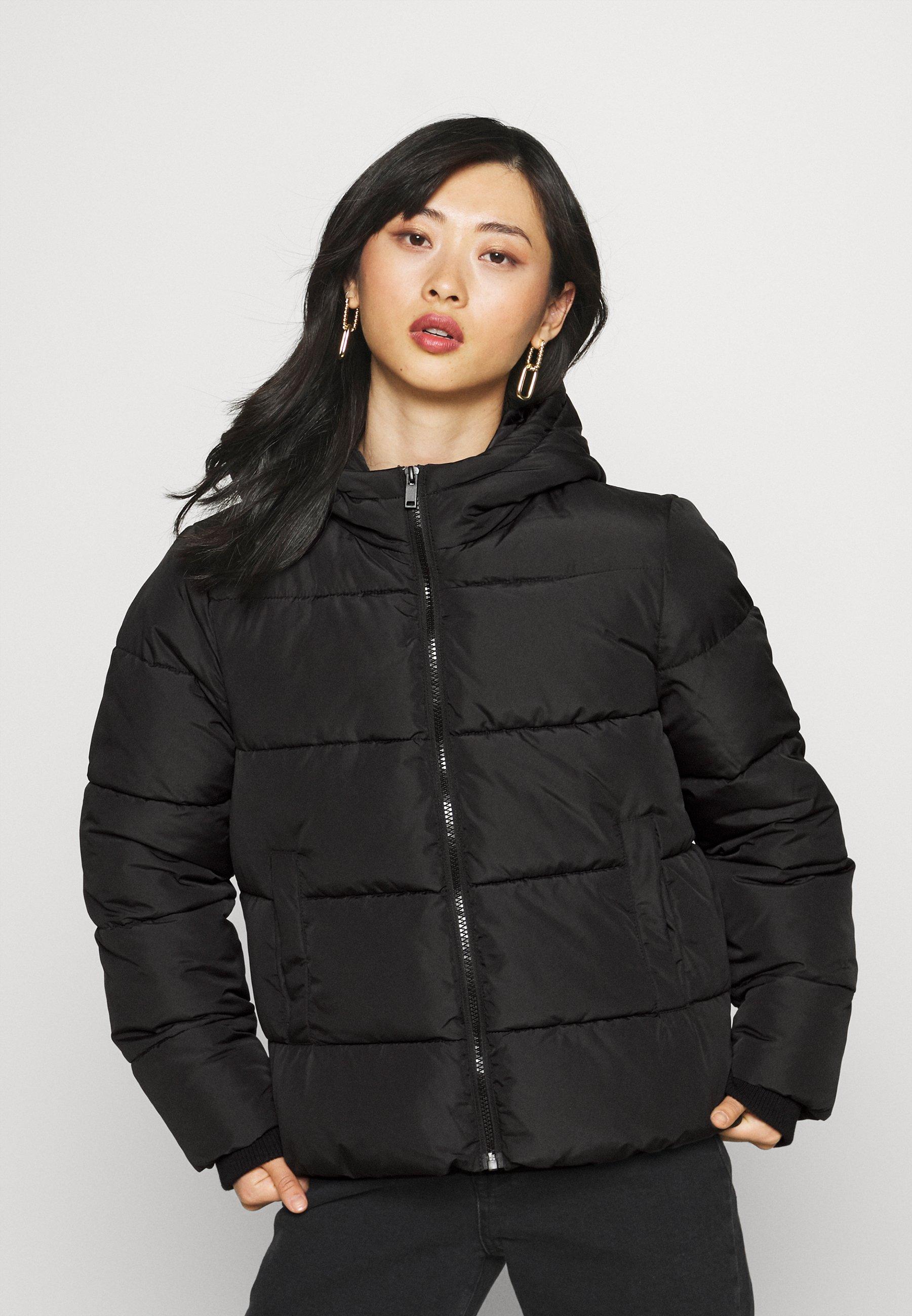 Mujer PCBEE NEW SHORT JACKET - Chaqueta de invierno