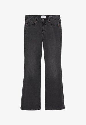 ZENDAYA - Jean bootcut - denim grau