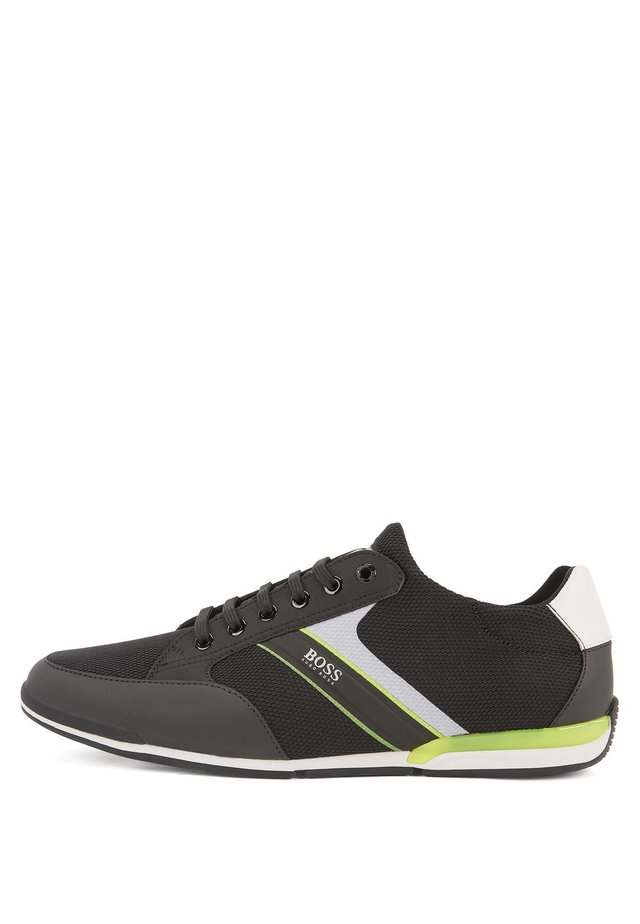 SATURN SLON MERB - Trainers - black