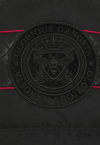 Glorious Gangsta - FAZIO GILLET - Kamizelka - jet black - 5
