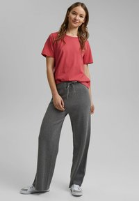 edc by Esprit - Basic T-shirt - red - 1