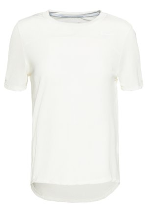 BEST - T-shirts - pale ivory/white