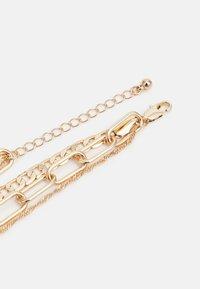 Pieces - PCACACIE COMBI NECKLACE - Necklace - gold color-coloured - 1