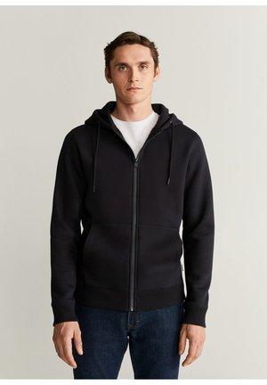 BADY - Zip-up hoodie - schwarz