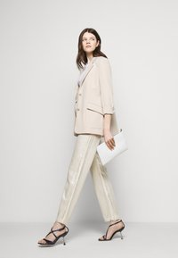 Sportmax - LACCA - Flared Jeans - silber - 3
