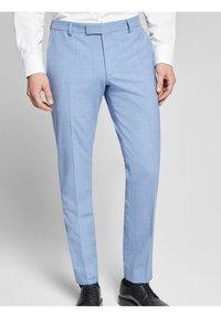 JOOP! - BLAYR - Suit trousers - hellblau meliert - 4