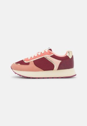 ONLSONIA COLOR ELEVATED  - Sneakers laag - bordeaux