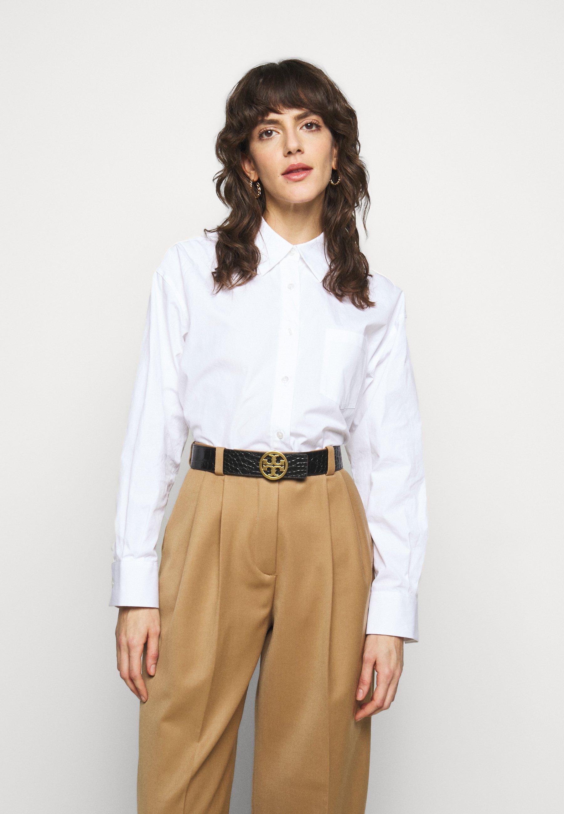 Women EMBOSSED LOGO BELT - Belt