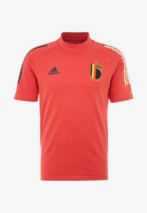 BELGIUM RBFA - National team wear - glory red