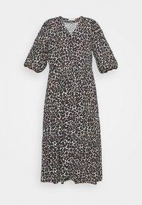 CHELSEA DRESS - Maxi šaty - ecru/multicolor