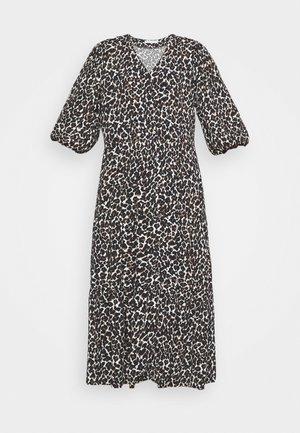 CHELSEA DRESS - Maxi dress - ecru/multicolor