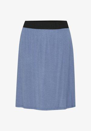 KAWILLE  - Mini skirt - quiet harbor