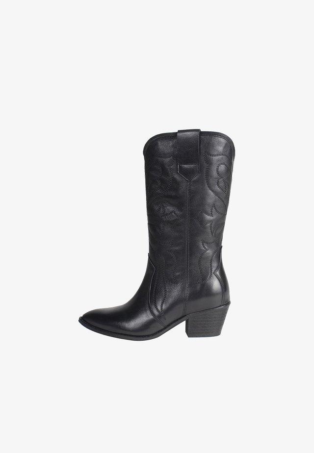 RYLEE - Cowboy/Biker boots - black