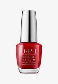OPI - SCOTLAND COLLECTION INFINITE SHINE 15ML - Nail polish - islu12 - a little guilt under the kilt - 0