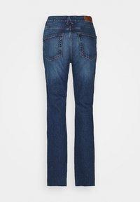 River Island Tall - Straight leg jeans - dark blue denim - 1