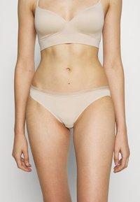 DORINA - ZANNA 3 PACK - Underbukse - white/beige/green - 1