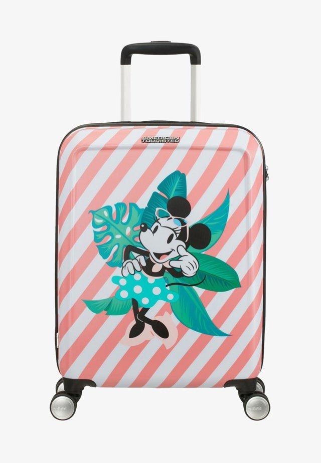 FUNLIGHT DISNEY - Wheeled suitcase - apricot