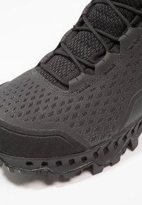 La Sportiva - STREAM GTX - Hiking shoes - black/yellow - 5